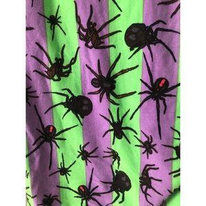 LuLaRoe Pants - LulaRoe Halloween TC Spider Leggings